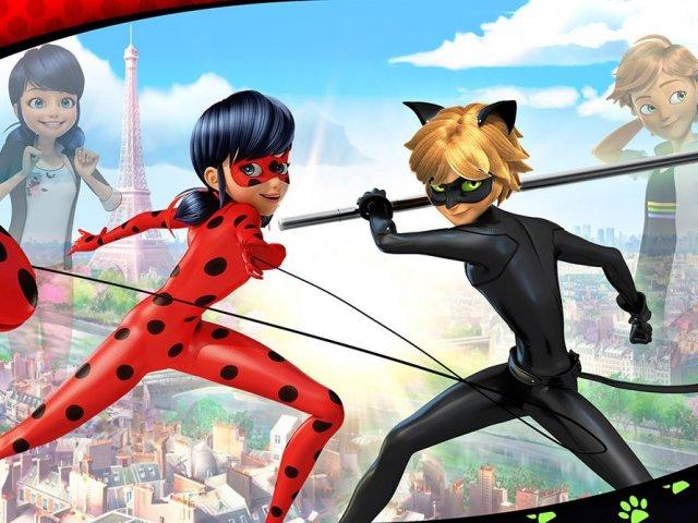 """Quem você seria de """"Miraculous: As aventuras de Ladybug""""?"""