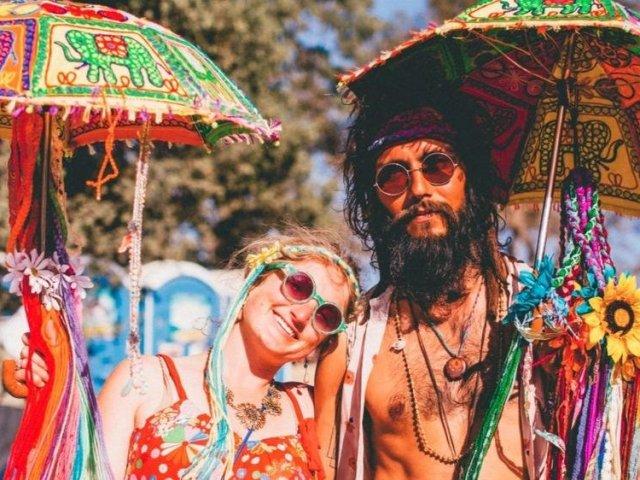 O quão hippie é você?