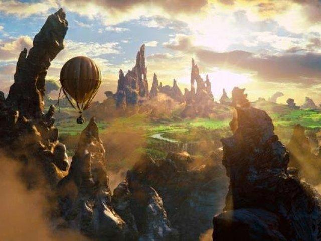 Em qual mundo mágico dos filmes você viveria?