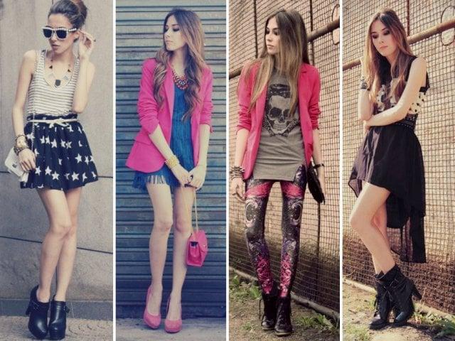 Com qual estilo você mais se identifica?