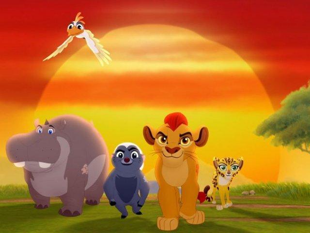 Quem Você Seria em A Guarda do Leão?