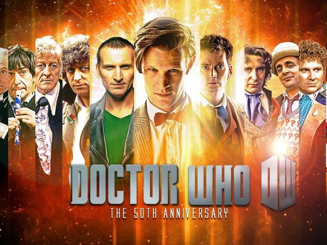 Você realmente sabe tudo sobre a série Doctor Who?