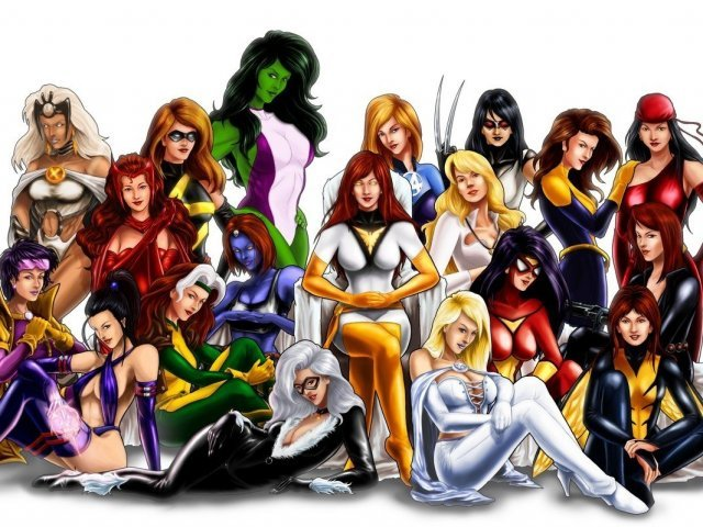 Com qual das heroínas ou vilãs você mais se parece?