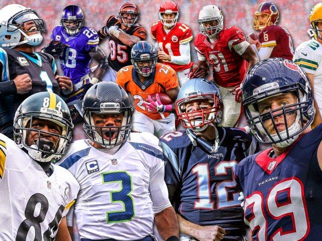 Descubra para que time da NFL você torce