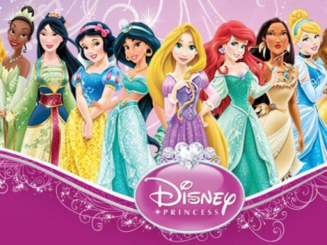 Qual princesa da Disney você é?