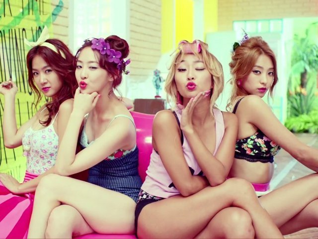 Você consegue reconhecer um MV de K-POP com apenas uma imagem?