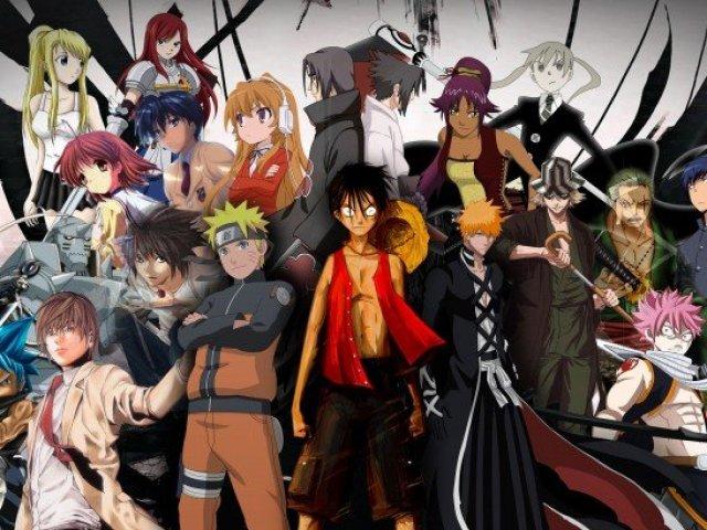 Em qual universo de animes você viveria?