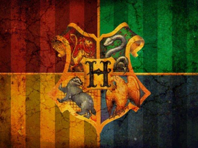 Em que casa de Hogwarts pertences?