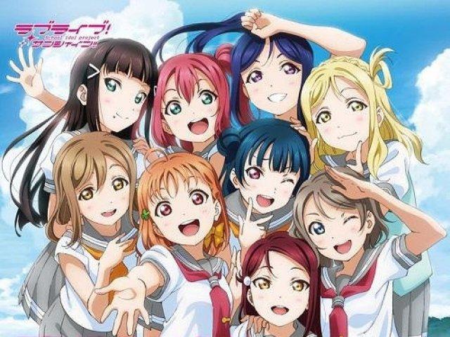 Você sabe tudo sobre o anime Love Live Sunshine?