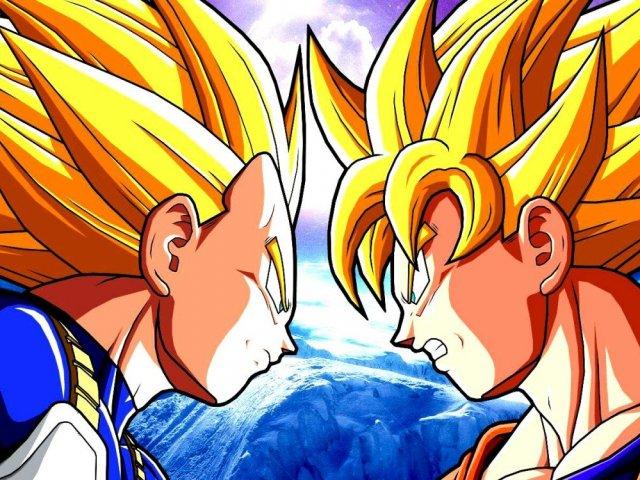 Qual mais combina com você Vegeta ou Goku?