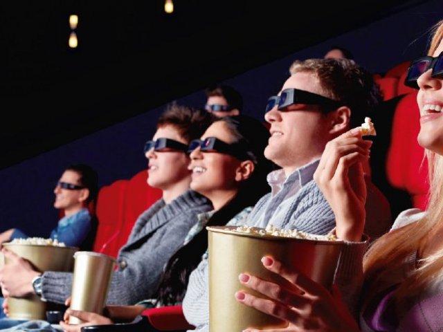 Teste o seu nível de embromation no cinema