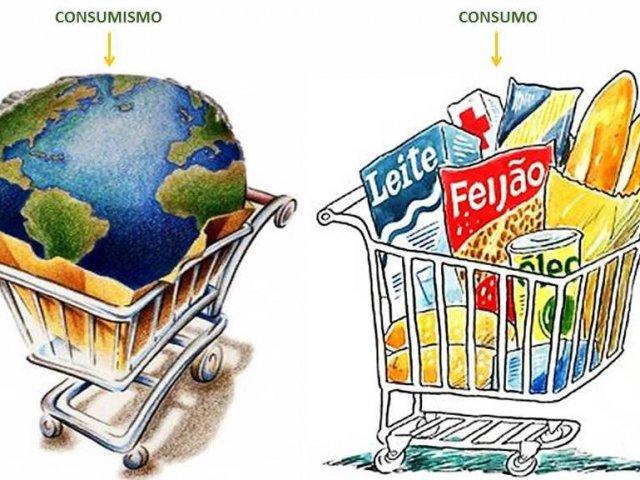 Você Apenas Consome Ou É Um Consumista?