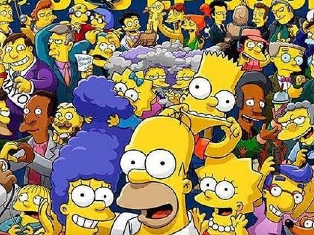 Que personagem de os Simpsons você é?
