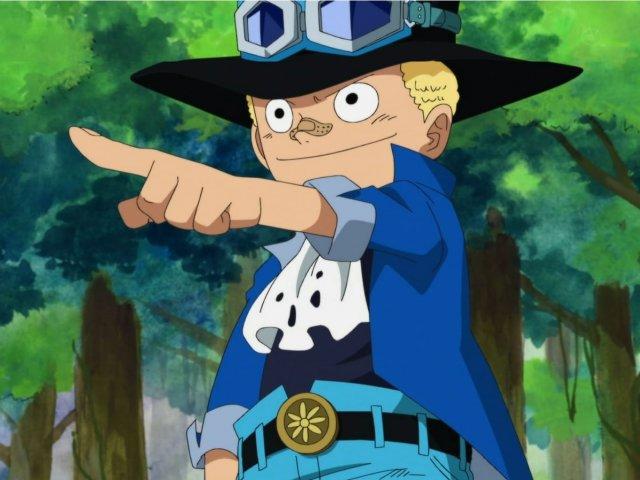 Você Conhece Os Personagens De One Piece