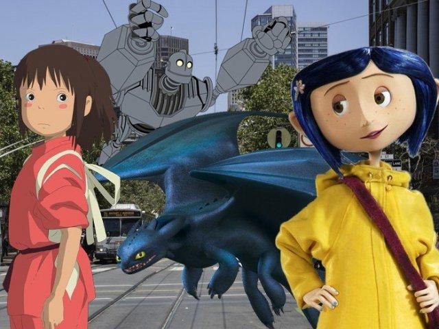 As 13 Melhores Animações que não são da Disney, nem da Pixar