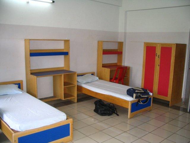 Quem é você no hostel?