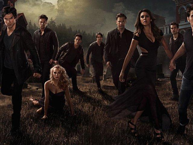 Quem é você em The Vampire Diaries?