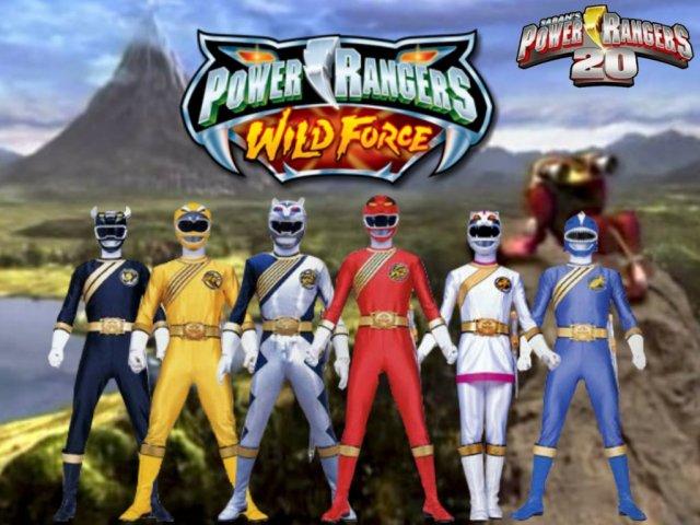 Qual Dos Power Rangers Forca Animal Voce E Quizur