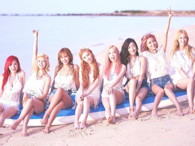 Quem é você no Girls Generation? OT8