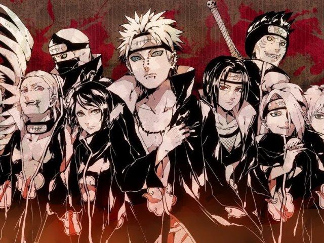 Qual membro da Akatsuki você é?