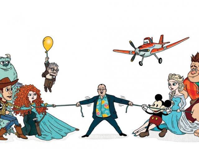 Você É Mais Disney Ou Mais Pixar?