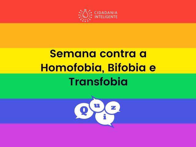 O que você sabe sobre a população LGBT?   Quizur