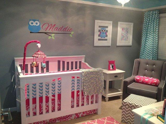 Como seria o quarto da sua filha?