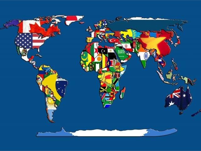 Você conhece o verdadeiro nome/nome completo de cada país?