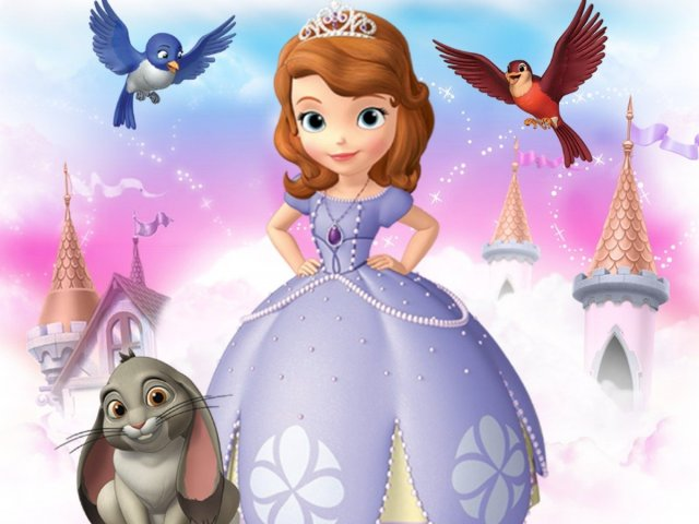 Qual personagem voc em princesinha sofia quizur - Foto princesa sofia ...