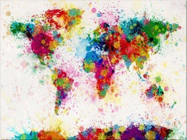 Qual a sua verdadeira nacionalidade de acordo com as cores que você escolhe?