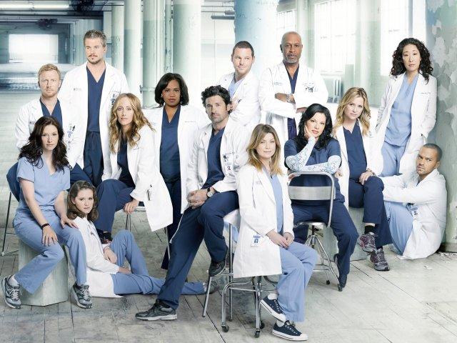 Quem você seria em Grey's Anatomy?