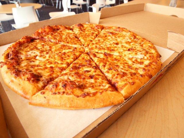 Qual sabor de pizza você seria?