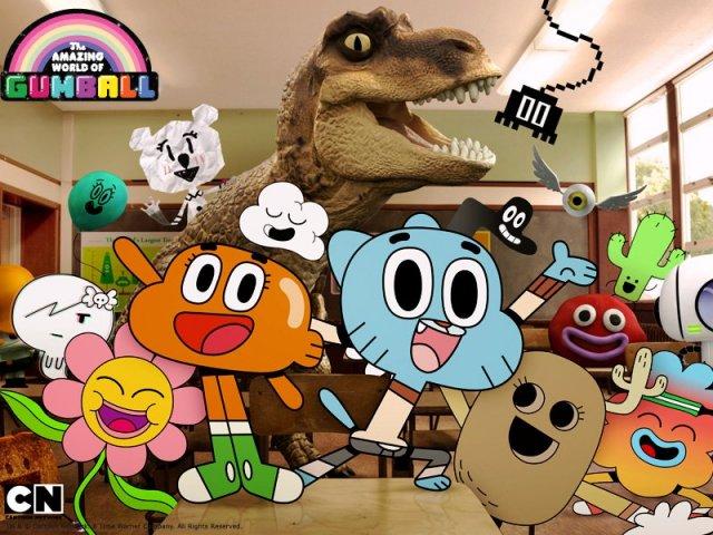 """Qual personagem de """"O incrível mundo de Gumball"""" você seria?"""
