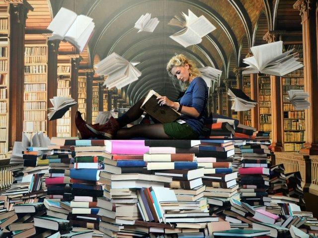 Qual seu nível de bookaholic?