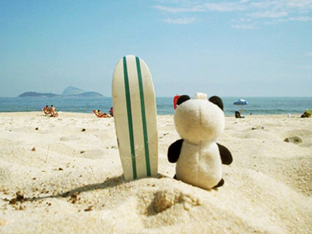 Planeje as férias ideais e diremos qual deveria ser o seu trabalho!