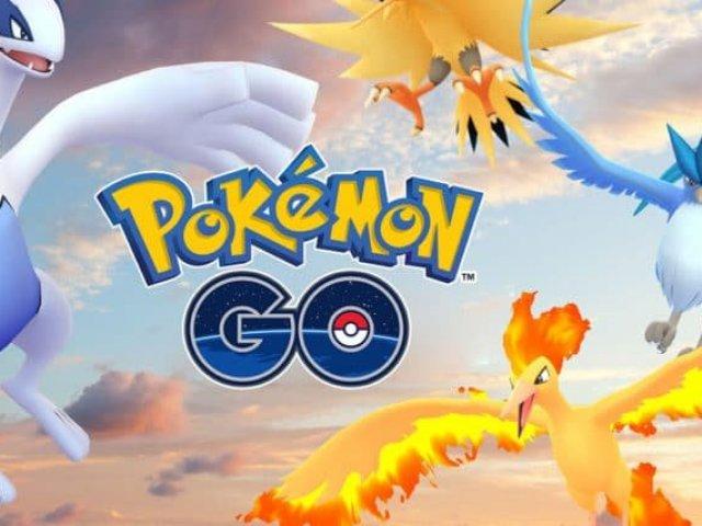Que Pokémon é esse?