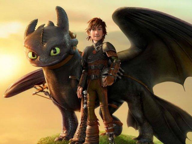 """Quanto você conhece """"Como treinar seu dragão""""?"""