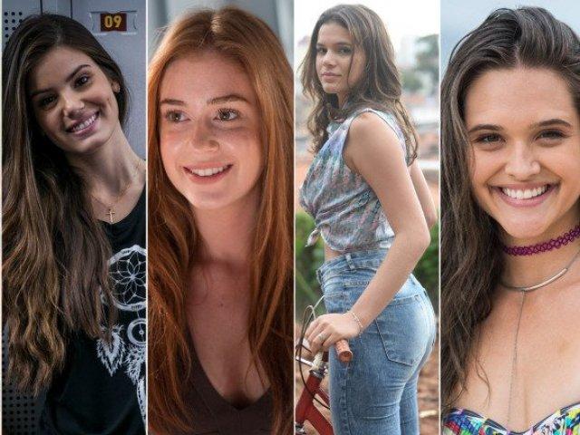 Com qual atriz da Globo você se parece?