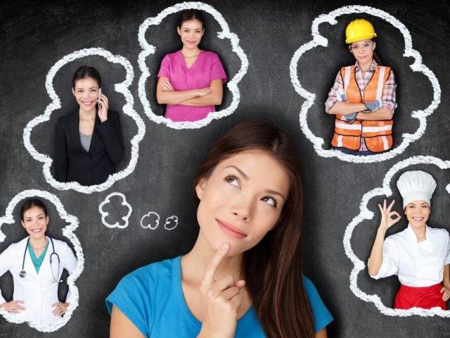 Qual seria sua profissão de acordo com sua personalidade?