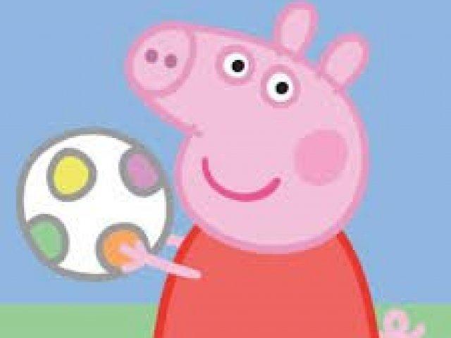 """Você conhece o desenho """" Peppa Pig """" ?"""