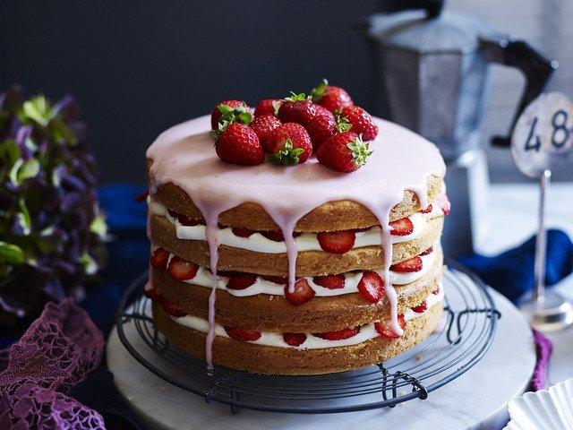 Qual sabor de bolo você seria?