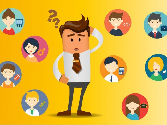 Qual profissão combina mais com sua personalidade?