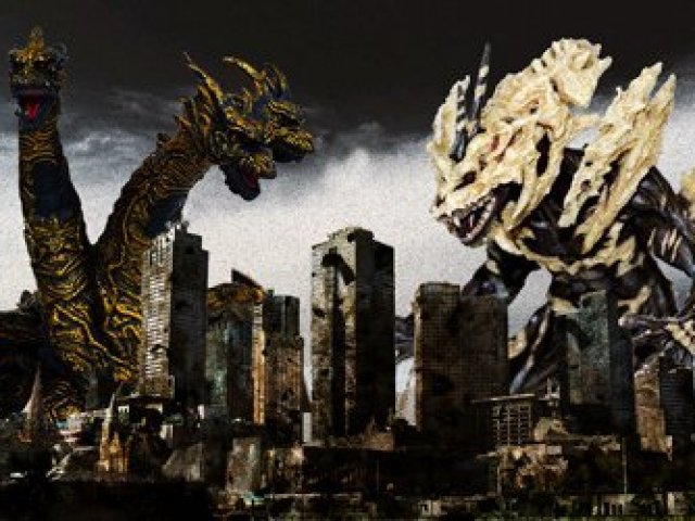 Monster X ou Keizer Ghidorah