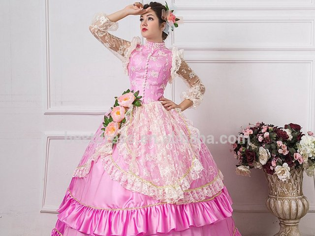 Como seria seu vestido Medieval da Era Vitoriana?