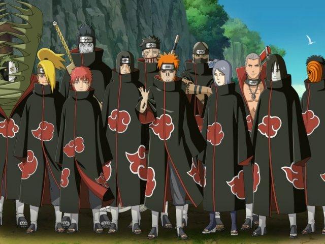 Quem da Akatsuki você seria?