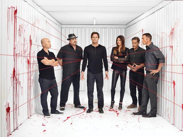 Quem você seria na série Dexter?