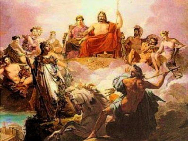 Qual deus grego você é ?