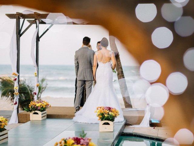 Como vai ser seu vestido de casamento?