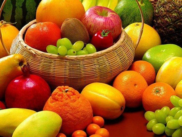 Qual fruta você seria?