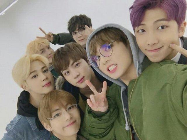 Qual membro do BTS sairia com você?